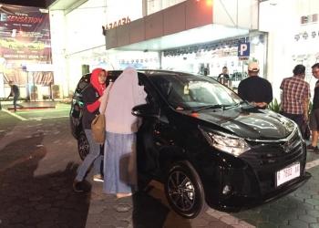 MOBIL BARU : Nasmoco Purwokerto menggelar periode launching mobil keluaran terbaru dari Toyota, New Calya sejak 14-25 September 2019.