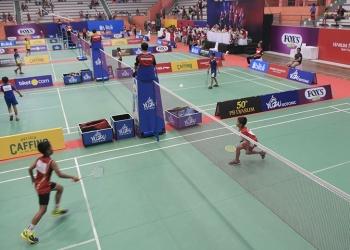 audisi badminton