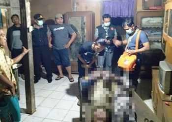 DITEMUKAN MENINGGAL : Mariyam (100) warga Dusun Sirau, Desa Tunjungmuli, Kecamatan Karangmoncol, Purbalingga, ditemukan tak bernyawa di rumahnya, Jumat (13/2) petang. (SM/dok)
