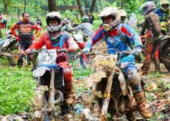 ribuan trail