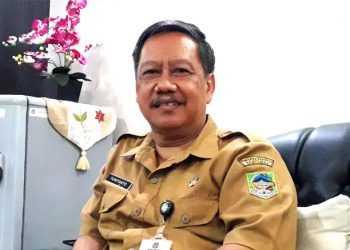 Kepala Disperindag Banyumas, Yuniyanto. (SM/M Abdul Rohman-20)