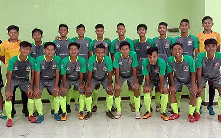 NASIONAL: Pemain DM yang bakal berkostum PS Malinau, Kaltara, di putaran 32 besar nasional Liga Suratin U-17 di Malang. (SM/dok).