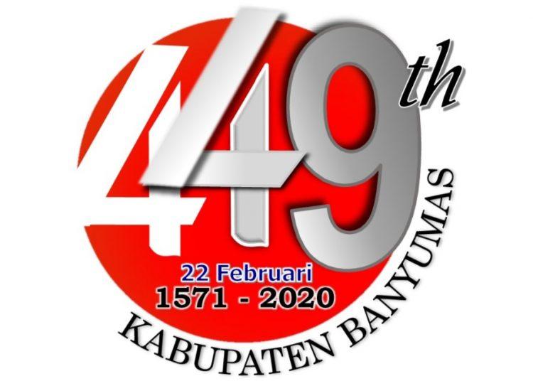Logo Hari Jadi Banyumas ke 449 (dok humas Pemkab Banyumas)