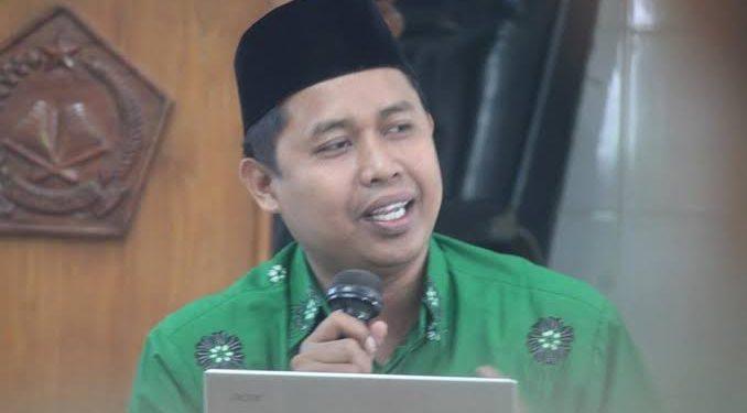 Dosen Fakultas Syariah IAIN Purwokerto dan Sekretaris Umum MUI Banyumas, Dr H Ridwan MAg (SB/dok)