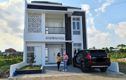 HUNIAN INVESTASI : Perumahan Graha Permata Estate dan Graha Permata Selabaya tepat sebagai sarana investasi. (SB/dok)