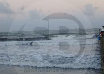Gelombang Perairan Selatan Cilacap Berpotensi Capai 4 Meter