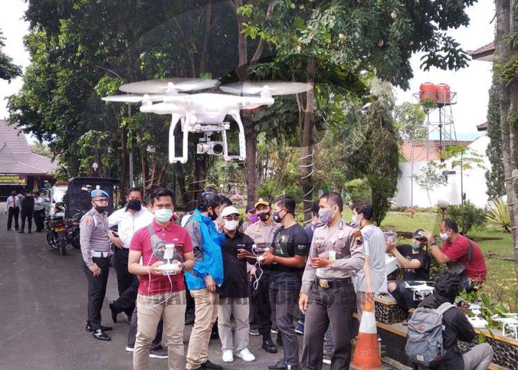 drone pemindai