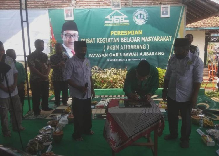 PKBM, melek literasi, literasi keuangan baca tulis, PKBM Ajibarang