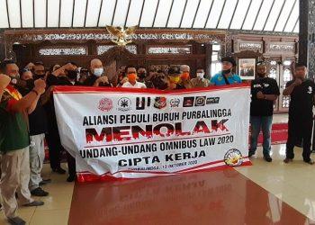 aliansi peduli buruh