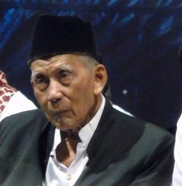 KH Zaini Ilyas