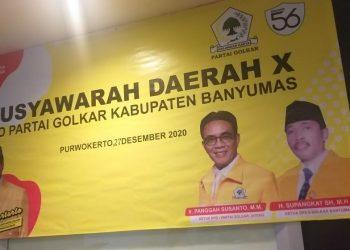 musda golkar calon ketua tunggal