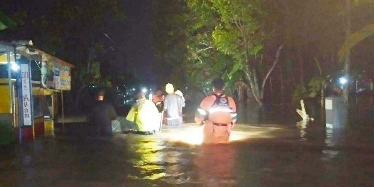 Kemangkon Banjir