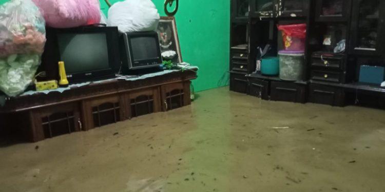 Bencana banjir di Kecamatan Majenang Cilacap