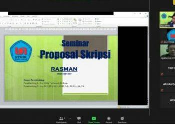 seminar proposal daring
