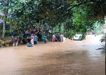 banjir pandansari ajibarang