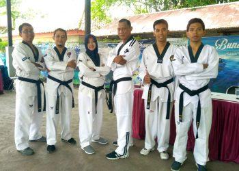 atlet taekwondo meninggal