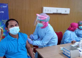 Jalani Vaksinasi Dosis Kedua, Jurnalis Cilacap: Rasanya Sama