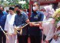 Erick Thohir Resmikan Pertashop Milik Pesantren di Cilacap
