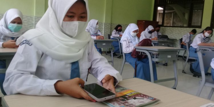 Alhamdulillah, Uji Coba PTM di Cilacap Lancar