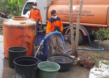 Wilayah Terdampak Kekeringan di Cilacap Bertambah