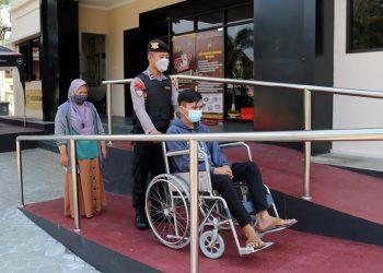 pelayanan polresta banyumas disabilitas